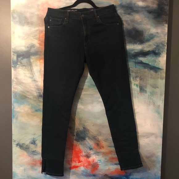 AG Adriano Goldschmied Farah highrise skinny ankle